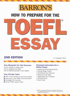 常见的TOEFL essay topic -agree or disagree系列